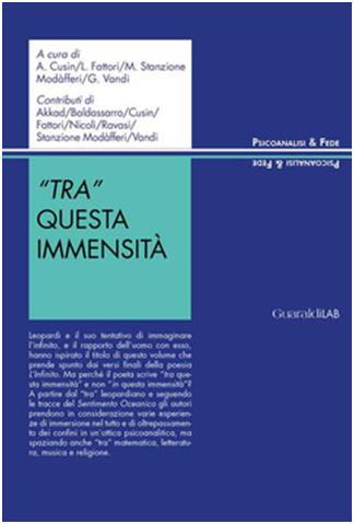 """""""""""Tra"""" Questa immensità"""" di A. Cusin, L. Fattori, M. Stanzione Modafferi, G. Vandi – Recensione di Gemma Zontini"""