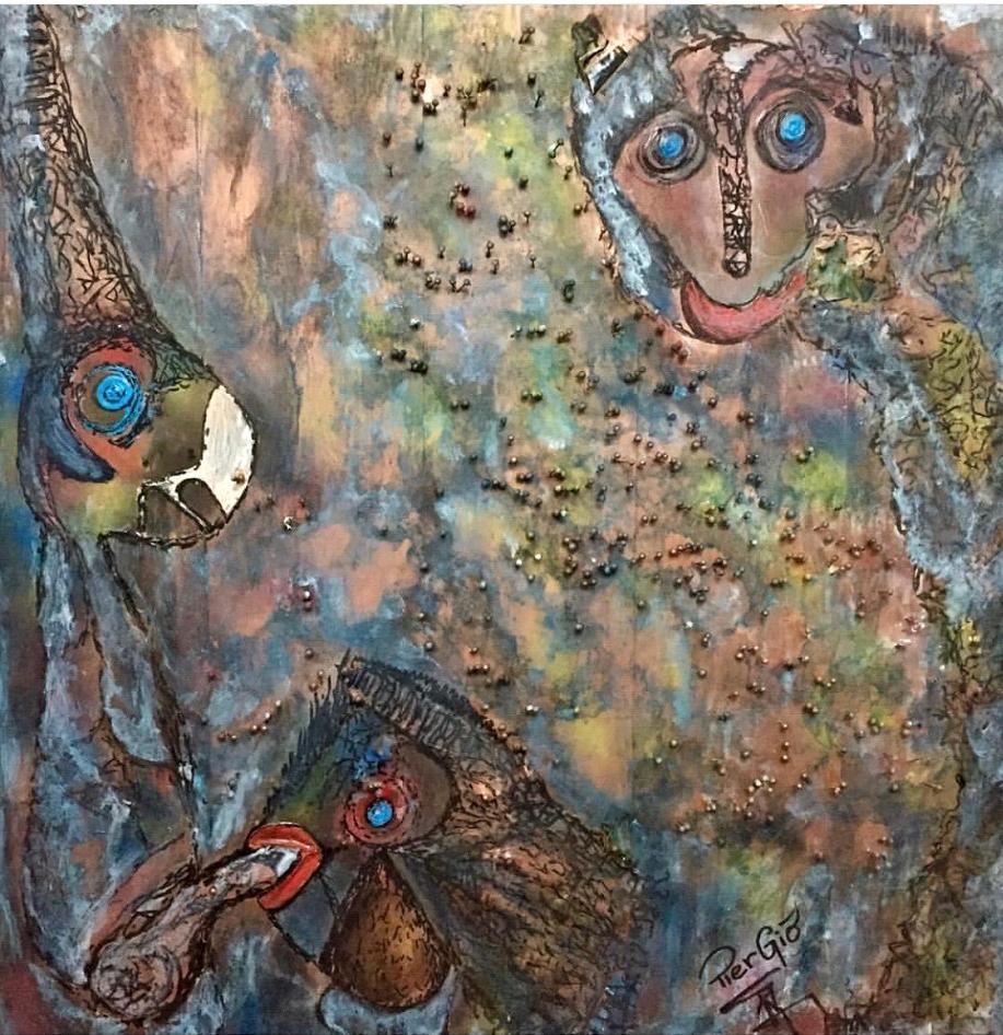 Piergiò – Commento ad una selezione di opere di Darwin Mervoglino