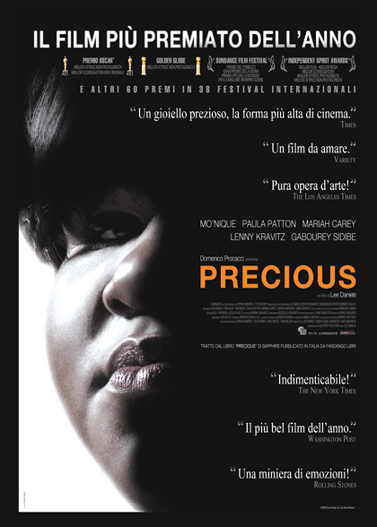 """Precious"" di Lee Daniels – Recensione di Fiorella Petrì"