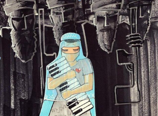 """""""Le donne del mondo sono tutte di Kabul"""" di Sarantis Thanopulos"""